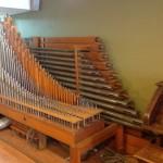 Wangerin Organ Pipes