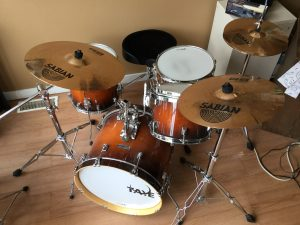 Taye 5-piece Studio Maple Drum Kit